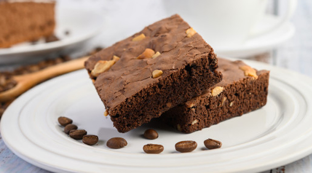 Receita de Brownie Low Carb